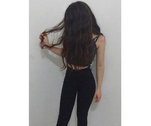 black, girl, and tumblr image