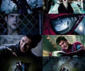 peter parker, teen wolf, and andrew garfield image