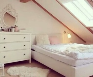 room, bedroom, and cute image