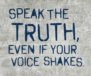 truth, quotes, and voice image