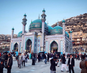 afghan, Afghanistan, and architecture image