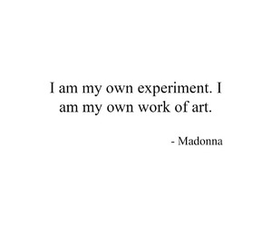 madonna, Queen, and quote image