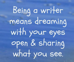and, being, and daydreaming image
