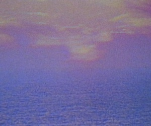 hazy, vhs, and no line on the horizon image
