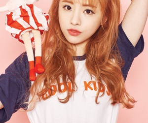 jine, oh my girl, and kpop image