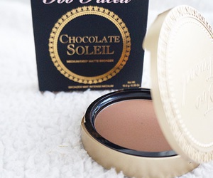 beauty, too faced, and bronzer image