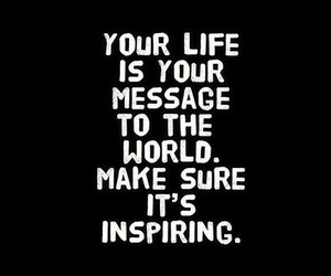 quote, life, and inspiring image