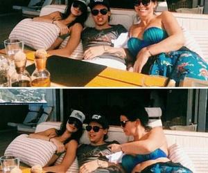 lq, hendall, and Harry Styles image