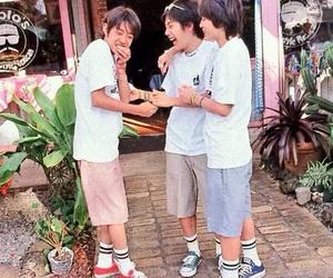 arashi, matsumoto jun, and aiba masaki image