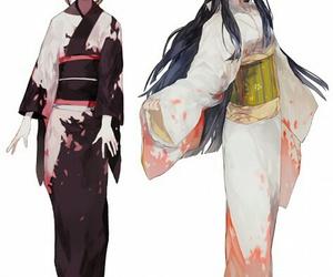 anime, beautiful, and fashion image