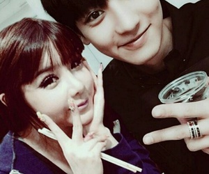 2ne1, exo, and kpop image