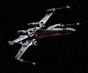 star wars and x-wing image