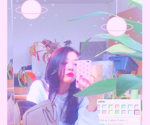 sulli, f(x), and aesthetic image