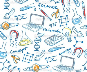 laptops and science image