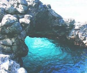 blue, summer, and sea image