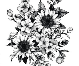beautiful, draw, and creative image