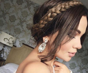 fashion, moda, and cabelo image