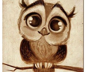 art, sweet, and big eyes image