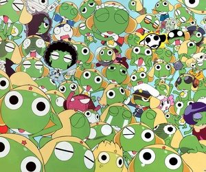 anime and keroro image
