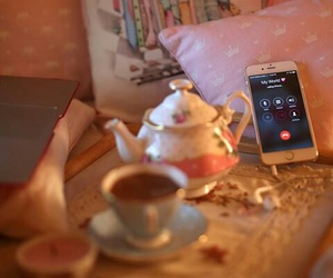 apple, arab, and coffee image