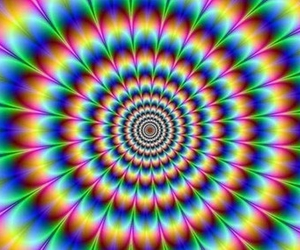 bright colors and ow my eyes image