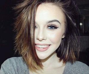 hair, makeup, and acacia brinley image