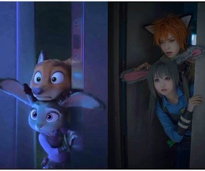 bunny, moment, and zootopia image