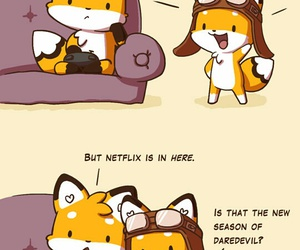 spring and netflix image
