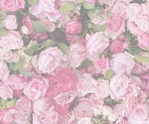 flowers, heart, and wallpaper image