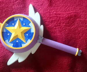 cosplay, star, and wand image