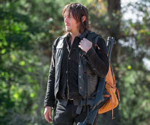 the walking dead, twd, and daryl dixon image