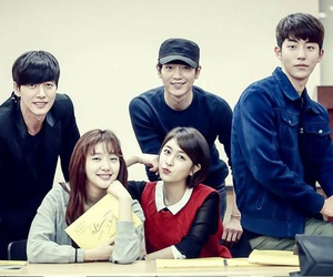dorama, kim go eun, and park hae jin image
