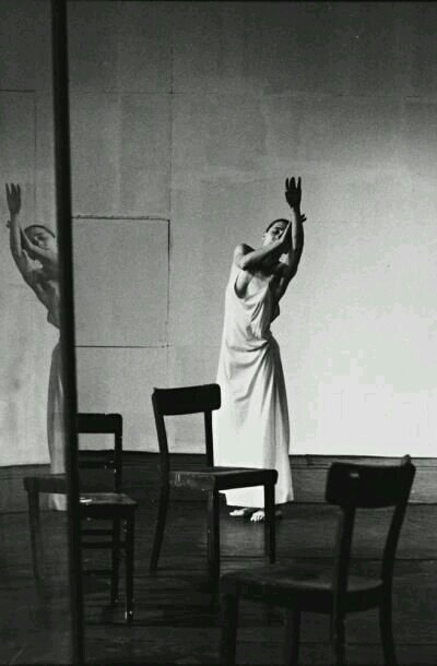 Pina Bausch Discovered By 𝙻𝚘𝚝𝚝𝚎 On We Heart It