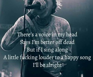 bmth, Lyrics, and happy song image
