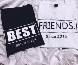 goals and best friends image