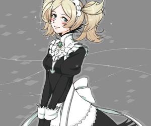 anime, fire emblem, and cute maid image
