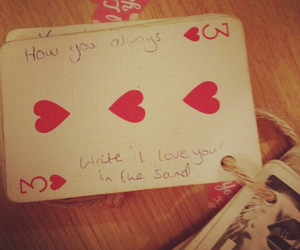 crafty, playing cards, and love image