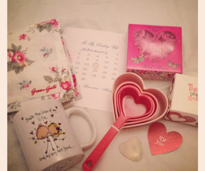 gift, valentines, and love image