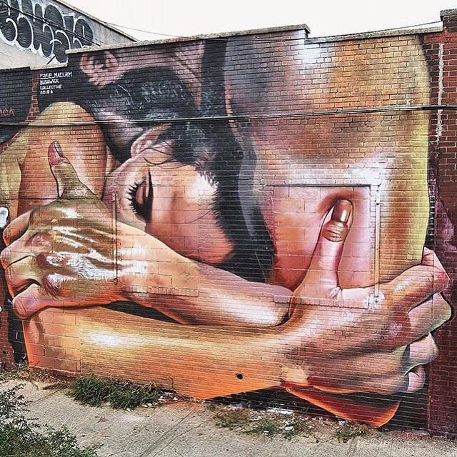 art and hug image