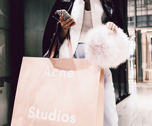 fashion, style, and acne studios image