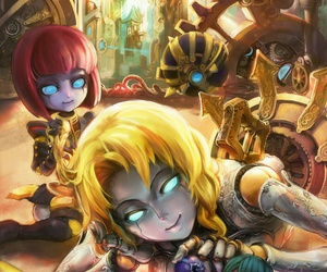 orianna and league of legends image