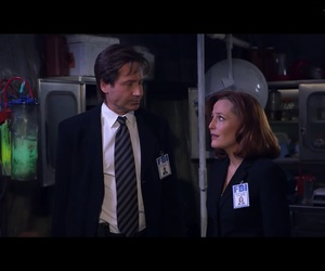 amor, gillian anderson, and jimmy image