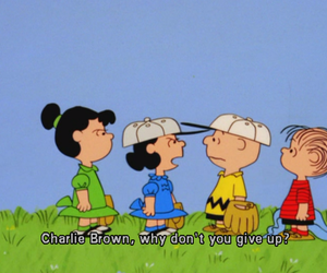 charlie brown, Linus, and Lucy image
