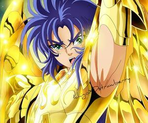 anime, saga, and Saint Seiya image
