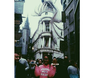 harrypotter, studios, and orlando image