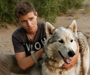 dog and callan mcauliffe image