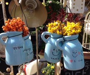 korea and 한국 image