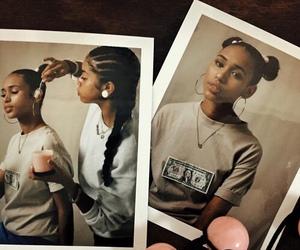 black woman, black women, and pretty image