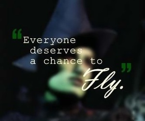 broadway, music, and defying gravity image