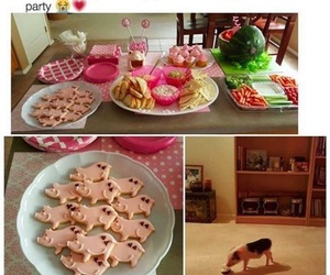 funny, party, and pig image